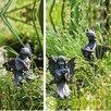 New Creative Fairy Gardens Mini Statue (Set of 3)
