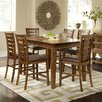 <strong>Catalina 7 Piece Counter Height Dining Set</strong> by Progressive Furniture Inc.