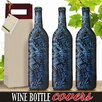 <strong>Kimco Products</strong> Thank You Wine Bottle Cover (Set of 3)