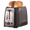 Brentwood Appliances 2-Slice Cool Touch/Wide Slot Toaster