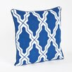 Saro Melilla Moroccan Design Pillow