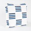 Saro Sonya Line Design Pillow