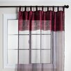 <strong>Brocade Tissue Silk Curtain Single Panel</strong> by Saro