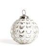 Saro Joyeaux Noel Glass Ball Ornament