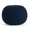Saro Cotton Twisted Rope Ottoman