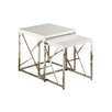 Wildon Home ® 2 Piece Nesting Table Set