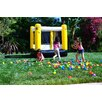 JumpOrange Lil' Kiddo Busy Bee Bounce House