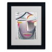 <strong>Trademark Fine Art</strong> Alexej von Jawlensky 'Head (Dark Buddha)' Matted Framed Art