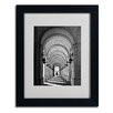 <strong>Trademark Fine Art</strong> Gregory O'Hanlon 'Union Station III' Matted Framed Art