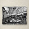"""Trademark Fine Art """"Union Station Shops Interior"""" by Gregory O'Hanlon Photographic Print on Wrapped Canvas"""