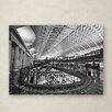 Trademark Fine Art Gregory O'hanlon 'Union Station Shops Interior' Canvas Art