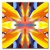 "Trademark Fine Art ""Paradise"" by Amy Vangsgard Painting Print on Canvas"