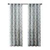 Ink + Ivy Ankara Cotton Curtain Panel