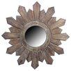 Entrada Wooden Mirror