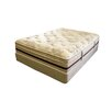 "<strong>Laura Ashley Home</strong> Vela Euro Plush 13"" Gel Memory Foam Mattress"