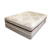 "Laura Ashley Home Vela Extra Firm 12.5"" Gel Memory Foam Mattress"