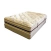 "Laura Ashley Home Vela Euro Plush Flare 13"" Gel Memory Foam Mattress"