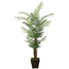 Laura Ashley Home Realistic Areca Palm Tree in Decorative Vase