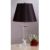 <strong>Laura Ashley Home</strong> Battersby Accent Table Lamp with Charlotte Shade