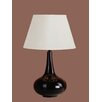 """Laura Ashley Home Brittney 20.75"""" H Table Lamp with Harback Empire Shade"""