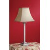 """Laura Ashley Home Chatham 23.13"""" H Table Lamp with Square Shade"""