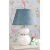 <strong>Keal Table Lamp with Lucille Shade</strong> by Laura Ashley Home