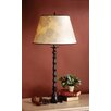 Ripple Table Lamp with Chrysanthemum Shade