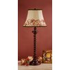 Somerset Table Lamp with Amelia Shade