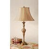 "Laura Ashley Home Verona 28"" H Table Lamp with Bell Shade"