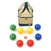 <strong>Lion Sports</strong> 100 MM Backyard Resin Bocce Set