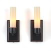 <strong>Lion Sports</strong> CandleTEK Wall Sconces Flameless Candles (Set of 2)