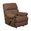 <strong>Microfiber Padded Recliner</strong> by Dorel Asia