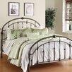 Dorel Living Queen Metal Bed