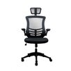 <strong>High-Back  Executive Chair with Headrest</strong> by Techni Mobili