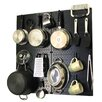 Wall Control Kitchen Pegboard Organizer Pots and Pans Pegboard Pack