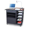 Marvel Office Furniture Vizion Presenter Mobile Presentation Cart