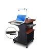 Marvel Office Furniture Vizion Benchmark Mobile Presentation Cart