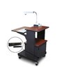 Marvel Office Furniture Vizion Benchmark Mobile Presentation Cart