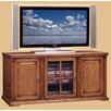"<strong>Legends Furniture</strong> Scottsdale Oak 56"" TV Stand"