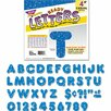 <strong>Blue Sparkles Ready Letters (Set of 71)</strong> by Trend