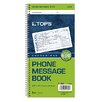 <strong>Tops</strong> 2 Part Carbonless Phone Message Book (Set of 20)