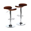Castleton Home Briarwood Airlift Barstool (Set of 2)