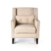 <strong>Nailhead Trimmed Club Chair</strong> by Castleton Home
