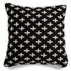 Blu Dot Mima Cross Stitch Pillow