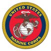 <strong>FANMATS</strong> US Armed Forces Marines Wall Hanging
