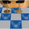 "FANMATS US Armed Forces 18"" x 18"" Carpet Tile"