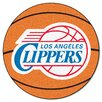FANMATS NBA Los Angeles Clippers Basketball Mat