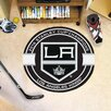 FANMATS NHL Los Angeles Kings 2014 Stanley Cup Champions Puck Area Rug