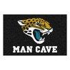 FANMATS NFL Jacksonville Jaguars Man Cave Starter Area Rug