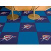 "<strong>NBA Team 18"" x 18"" Carpet Tile</strong> by FANMATS"